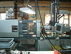 BMC専用インラインスクリュー式インジェクション成形機